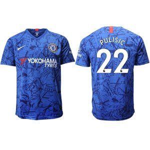 Chelsea Christian Pulisic Blue Jersey